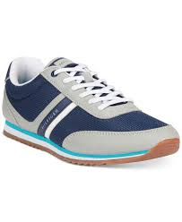 tommy hilfiger black friday tommy hilfiger fairhaven sneakers in blue for men lyst