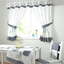 Window Curtain Decor Kitchen Window Decor Setbi Club