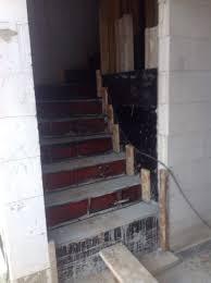 treppe einschalen hausbauwinsen bau eines einfamilienhauses in winsen mit 3