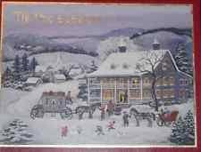 Decorated Envelopes Lang Christmas Cards Ebay