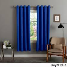 Orange And Blue Curtains Curtain Curtain Navy Blued Orange Curtainsblue Panelsblue Window