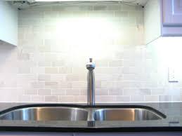 White Backsplash Tile For Kitchen Carrara Subway Tile Backsplash Best Marble Subway Tiles Ideas On