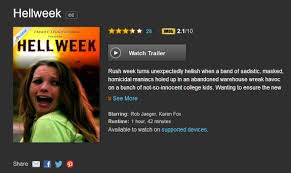 the classic horror slasher film hellweek comes to amazon prime