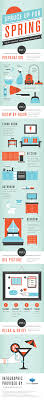 spring cleaning infographic student experts internet marketing