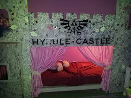 legend of zelda hyrule castle bed 7 steps with pictures
