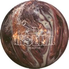 arsenal reactive retired balls track bowling