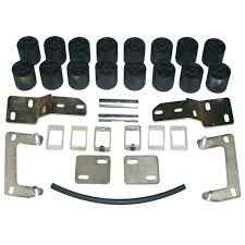 amazon com performance accessories 70033 body lift kit for ford