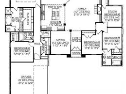 5 Bedroom House Plan by A House Plan House Plans