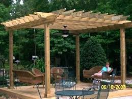 diy patio pergola designs arbor patio designs redwood arbor built