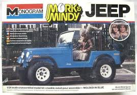 jeep model kit mork and jeeps on screen model car jeeps