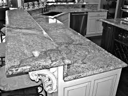 granite countertop concrete countertops with white cabinets
