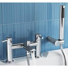 gladstone ii bath mixer shower tap with hand held bath taps taps more views