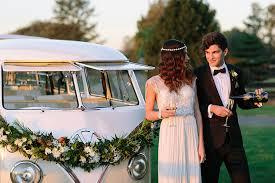 wedding dress hire brisbane classic vw kombi weddings car hire rental car for your wedding on