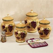beautiful kitchen canisters pretty kitchen canister sets made by