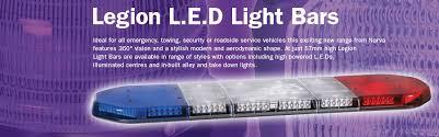 legion l e d light bars products narva