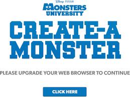 create monster
