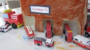 milk carton fire station no time for flash cards