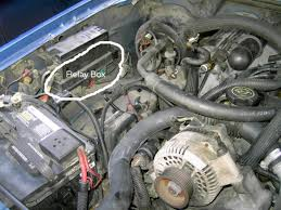 1992 ford ranger fuel reading voltage on inertia switch ford explorer and ford ranger