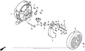 honda eb3500x a generator jpn vin ea6 3000001 parts diagram for