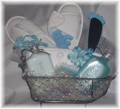 bathroom gift basket ideas s day 2012 bath and gift basket product containers