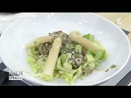comment cuisiner l esturgeon esturgeon et asperges du blayais sauce ravigote