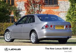 2002 lexus is300 for sale uk new le model joins the lexus is range lexus uk media site