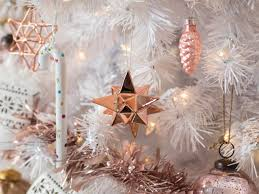 white tree decorations best ideas about