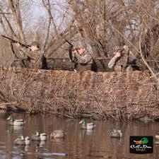 Mallards Duck Blind Avery Quick Set Boat Blind Combo