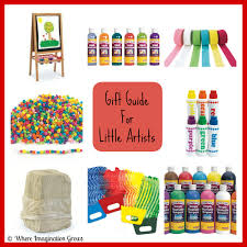 art supplies for kids gift ideas for little artists christmas