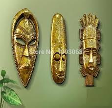 wall masks decorative wall masks style tribal mask wall hanging living