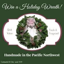 handmade fresh wreaths delivered to your door baby to boomer