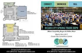 trade show floor plan floor plan 2018 ocean city maryland spring trade show