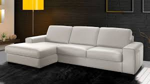 canapé d angle blanc pas cher fauteuil cuir blanc design best of canape d angle noir pas cher