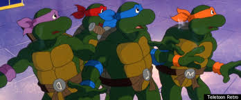 teenage mutant ninja turtles u0027 original cartoon 10
