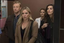 Hit The Floor How Many Seasons - grey u0027s anatomy u0027 season 14 episode 8 recap jo paul come face to