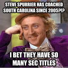 Steve Spurrier Memes - spurrier sucks cock espn