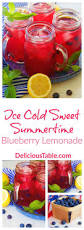 blueberry martini recipe ice cold sweet summertime blueberry lemonade recipe blueberry