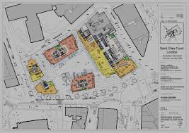 mixed use floor plans drawings central st giles court mixed use development rpf