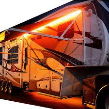 Dometic Led Awning Lights Amazon Com Boogey Lights Krv Vs Mc Bk Awning S Hi Intensity Led
