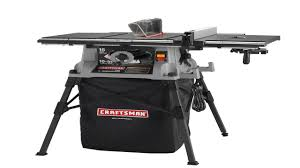 10 Craftsman Table Saw Craftsman Evolv 15 Amp 10 In Table Saw 28461 Youtube