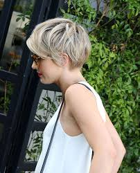 different options in hairstyles julianne hough los angeles and