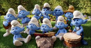 smurfs the lost village wallpapers wallpaper smurf