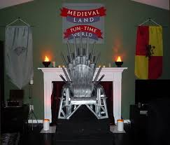 Chair Game Of Thrones Make Your Own