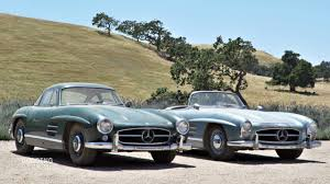 1957 mercedes 300sl roadster revealed 1955 mercedes 300 sl gullwing 1957 mercedes