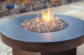 hampton slingback 5 piece set with gas fire table