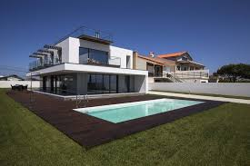 modern va house in torreira portugal