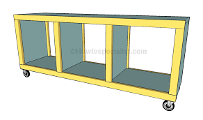 cubby bench plans howtospecialist how to build step by step