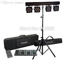 stage lighting tripod stands wholesale mobile bank stage light led wash par light stand truss led