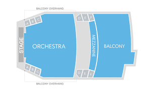 orpheum theatre boston tickets schedule seating charts goldstar