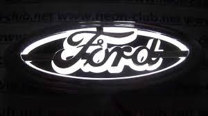 ford raptor baton ford auto parts like ford focus emblem white led light car ford